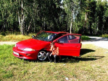 Toyota Cavalier 1999 - отзыв владельца
