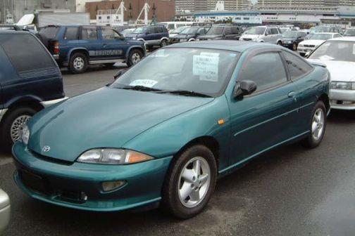Toyota Cavalier 1998 - отзыв владельца