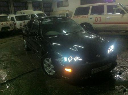 Toyota Cavalier 1997 - отзыв владельца