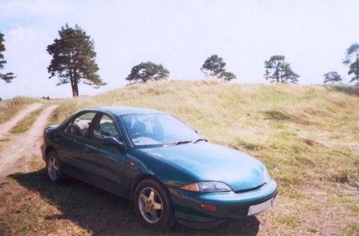 Toyota Cavalier 1996 - отзыв владельца