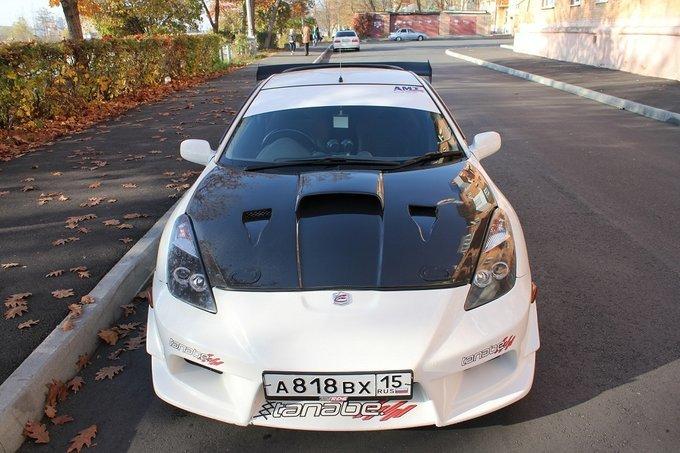 Тюнинг Toyota Celica T23 - top-tuning.ru