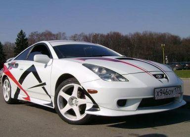 Toyota Celica 2000 отзыв автора | Дата публикации 29.06.2007.