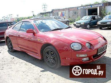 Toyota Celica, 1997