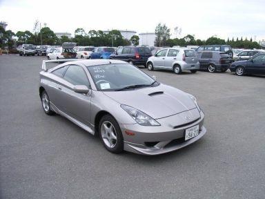 Toyota Celica, 2003