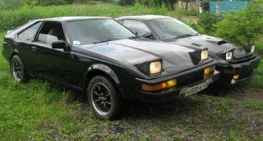 Toyota Celica, 1985