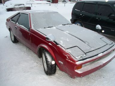 Toyota Celica, 1983