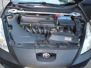 Toyota Celica, 2002