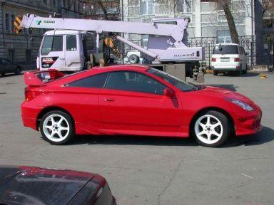 Toyota Celica, 2000