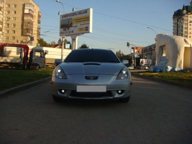 Toyota Celica, 2001
