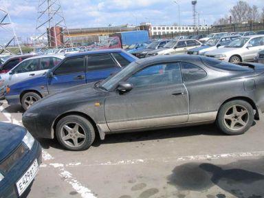 Toyota Celica, 1989