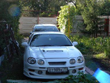Toyota Celica, 1998