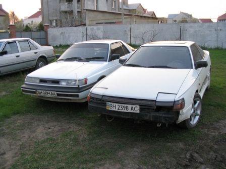 Toyota Celica 1986 - отзыв владельца