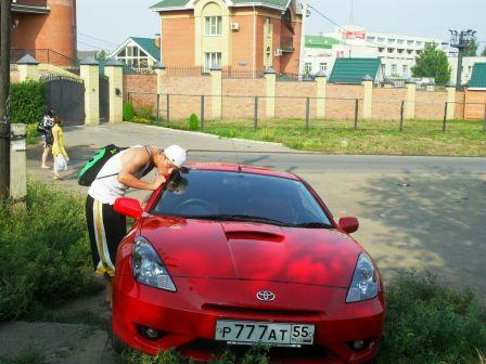 Toyota Celica 2006 - отзыв владельца