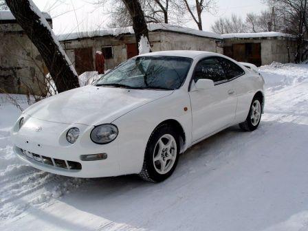 Toyota Celica 1997 - отзыв владельца