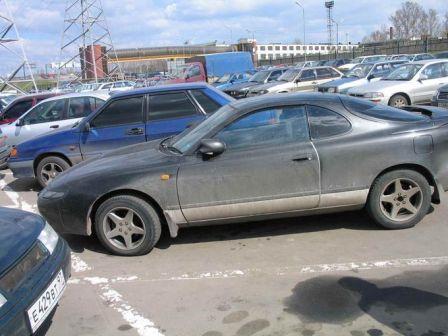 Toyota Celica 1989 - отзыв владельца