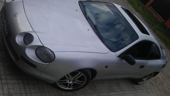 Toyota Celica 1995 - отзыв владельца