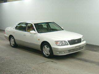 Toyota Celsior, 1997