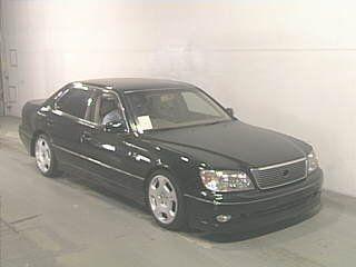 Toyota Celsior, 1998