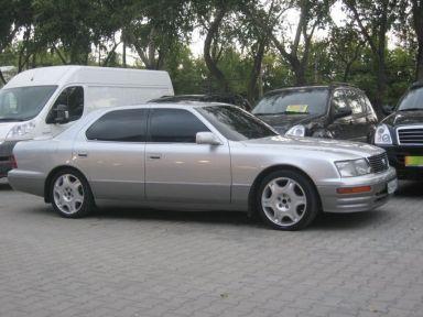 Toyota Celsior, 1995