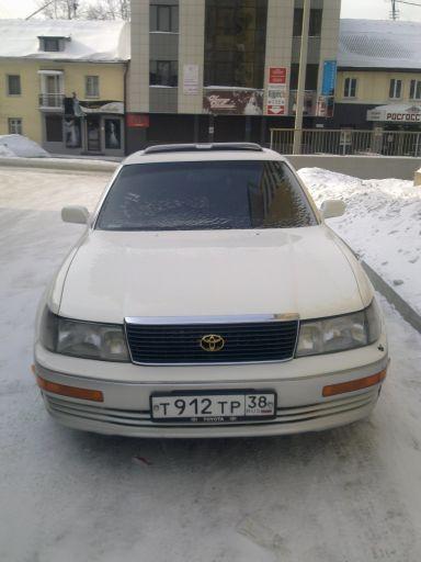 Toyota Celsior, 1993
