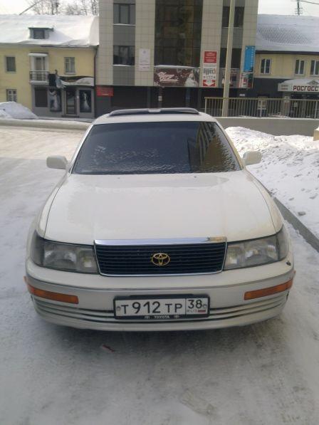 Toyota Celsior 1993 - отзыв владельца