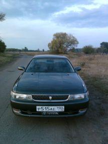 Toyota Chaser 1993 отзыв владельца | Дата публикации: 23.11.2009