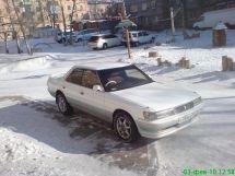 Toyota Chaser, 1991