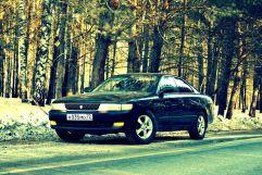 Toyota Chaser 1993 отзыв владельца | Дата публикации: 05.05.2011