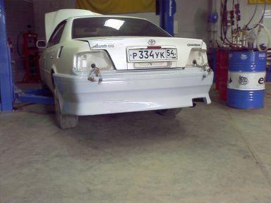 Toyota Chaser 2000 отзыв автора | Дата публикации 25.06.2008.