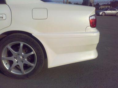 Toyota Chaser, 2000