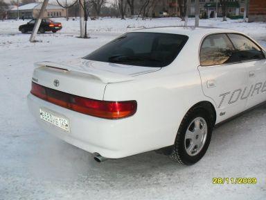 Toyota Chaser 1993 отзыв автора | Дата публикации 22.02.2010.