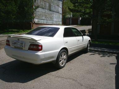 Toyota Chaser 1996 отзыв автора | Дата публикации 21.04.2010.