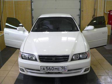 Toyota Chaser, 2001