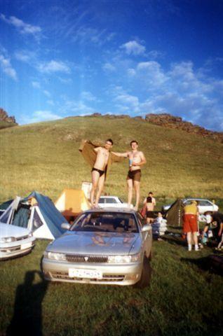 Toyota Chaser 1994 отзыв автора   Дата публикации 17.01.2004.