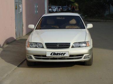 Toyota Chaser 1998 отзыв автора | Дата публикации 24.04.2011.