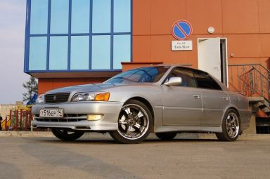 Toyota Chaser 1998 отзыв автора | Дата публикации 01.06.2011.