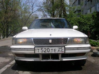 Toyota Chaser отзыв автора | Дата публикации 13.07.2011.
