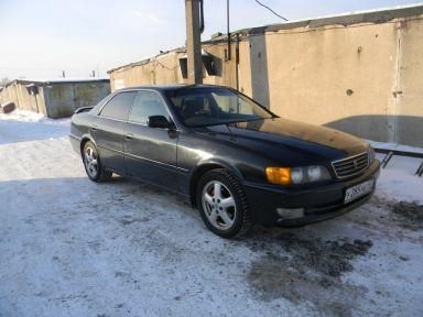 Toyota Chaser 1996 отзыв автора | Дата публикации 16.02.2012.