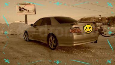 Toyota Chaser 1998 отзыв автора | Дата публикации 04.04.2012.