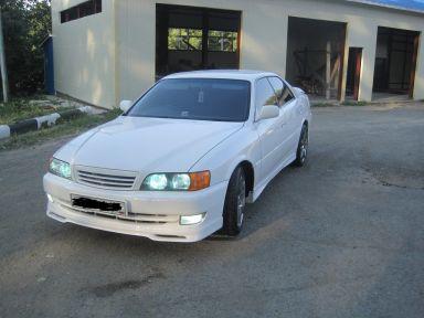 Toyota Chaser 1998 отзыв автора | Дата публикации 18.05.2012.
