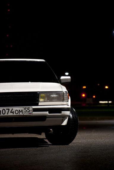 Toyota Chaser, 1987