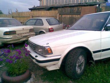 Toyota Chaser, 1986