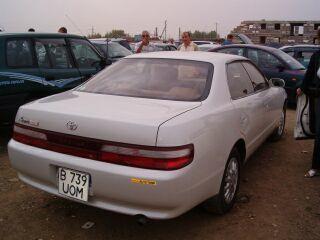 Toyota Chaser, 1995