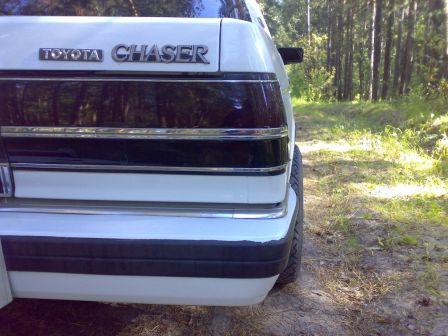 Toyota Chaser 1987 - отзыв владельца