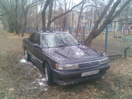 Toyota Chaser 1990 - отзыв владельца