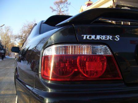 Toyota Chaser 2000 - отзыв владельца