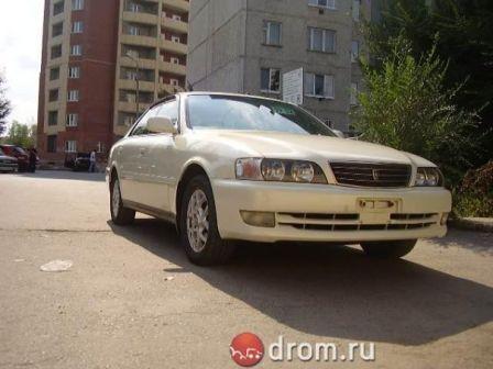 Toyota Chaser 1997 - отзыв владельца