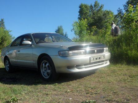 Toyota Chaser 1992 - отзыв владельца