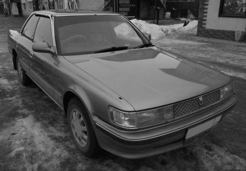 Toyota Chaser 1989 - отзыв владельца