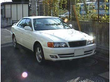 Toyota Chaser 2001 - отзыв владельца